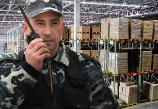 Охрана производственных помещений